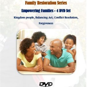 Empowering families DVDs