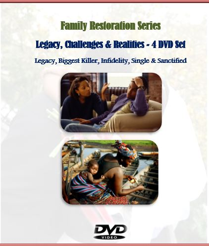 Legacy Challenges and Reality DVDs