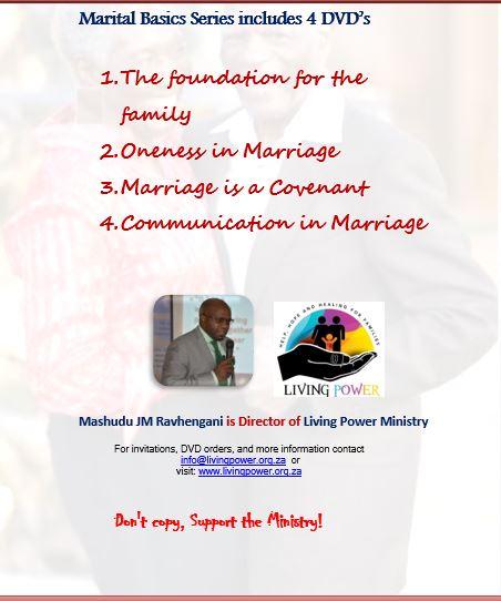 Marital basics 2