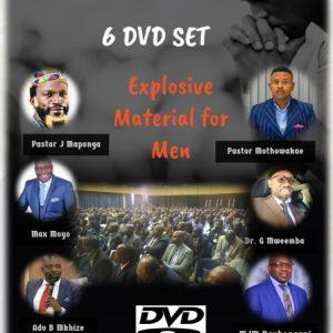 Men's Conference 2019 DVDs