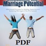 Unleashing the Marriage Potential PDF E-Book by Evangelist MJM Ravhengani